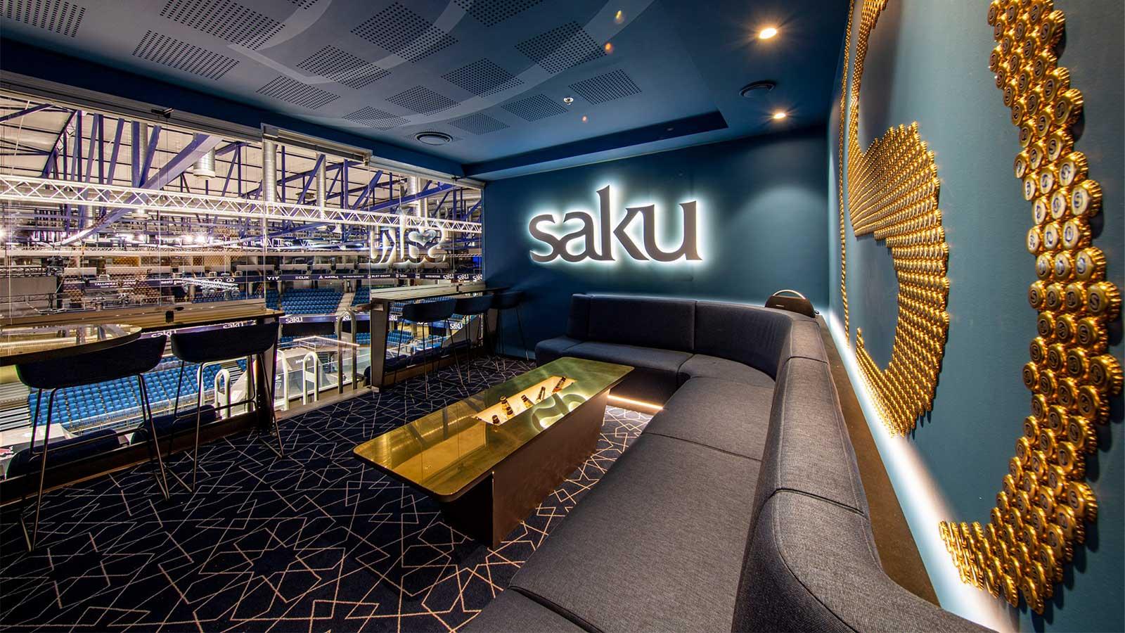 Saku Suurhall Lounge