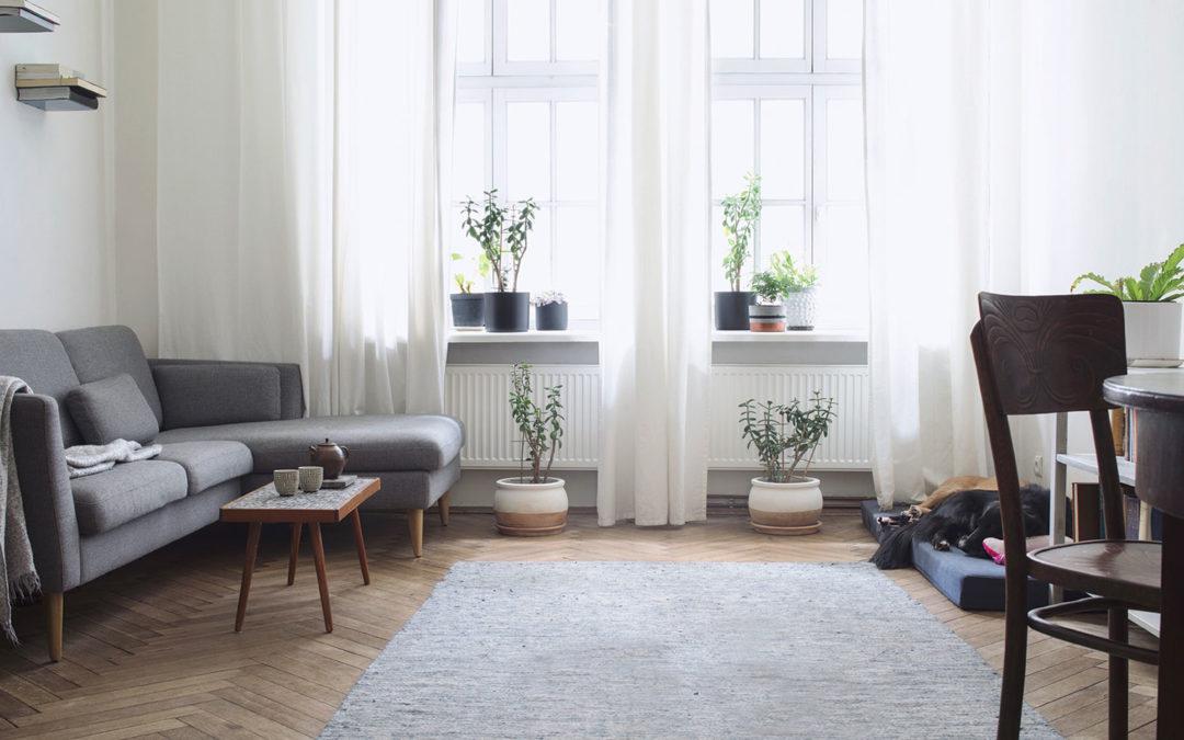 Kuidas väikeseid ruume stiilselt sisustada?